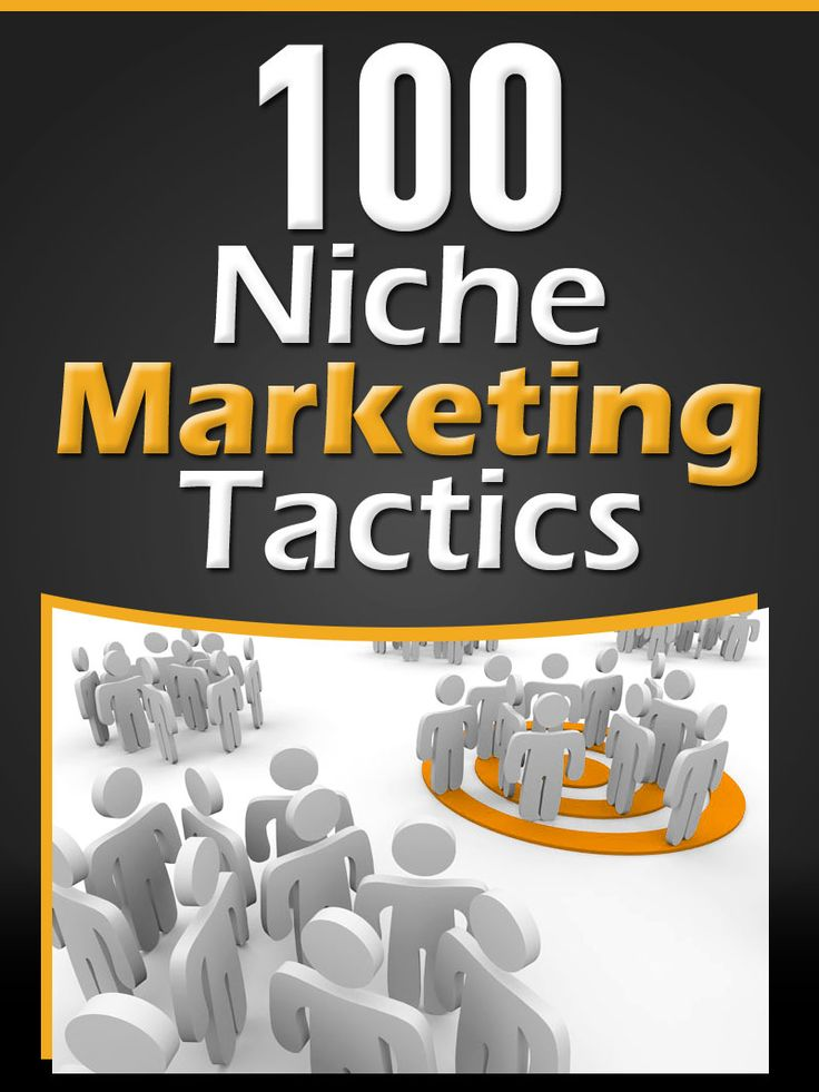 100 Niche Marketing Tactics [1094] -        This ebook will give you 100 niche marketing tactics. It includes ideas for some larger popular niches and smaller profitable targeted niches. The large markets give you a bigger audience but more competition and the little markets give a smaller audience but less competition. 1) You... http://reviewzed.com/100-niche-marketing-tactics/