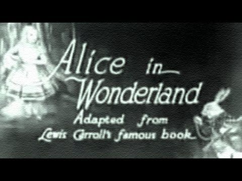 Alice In Wonderland (Silent Film) (1915)