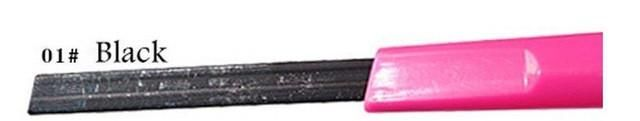 Waterproof Permanent Powder Pen Makeup Eyebrow pencil Powder Color Cosmetic Black Brown Eye Brow Liner Shaper Eyebrow Makeup