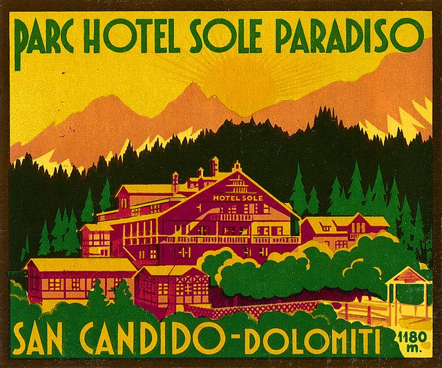 Park Hotel Sole _____________________________ Paradiso ~ San Candido ~ Italy