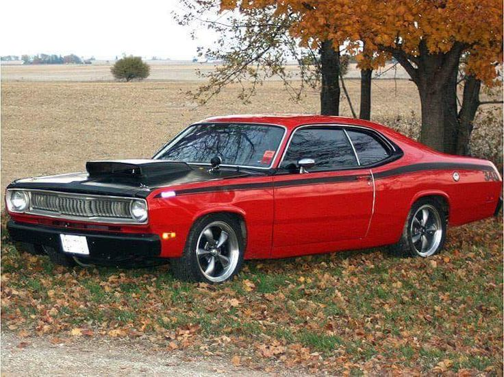 my info (scatpackdart) on pinterestEbay Find This Hemipowered 1972 Plymouth Duster Checks All Of The #13