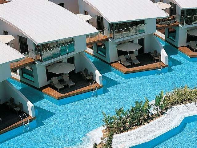 Cornelia Golf And Spa Resort, Belek , Turkey. How fun would this be!