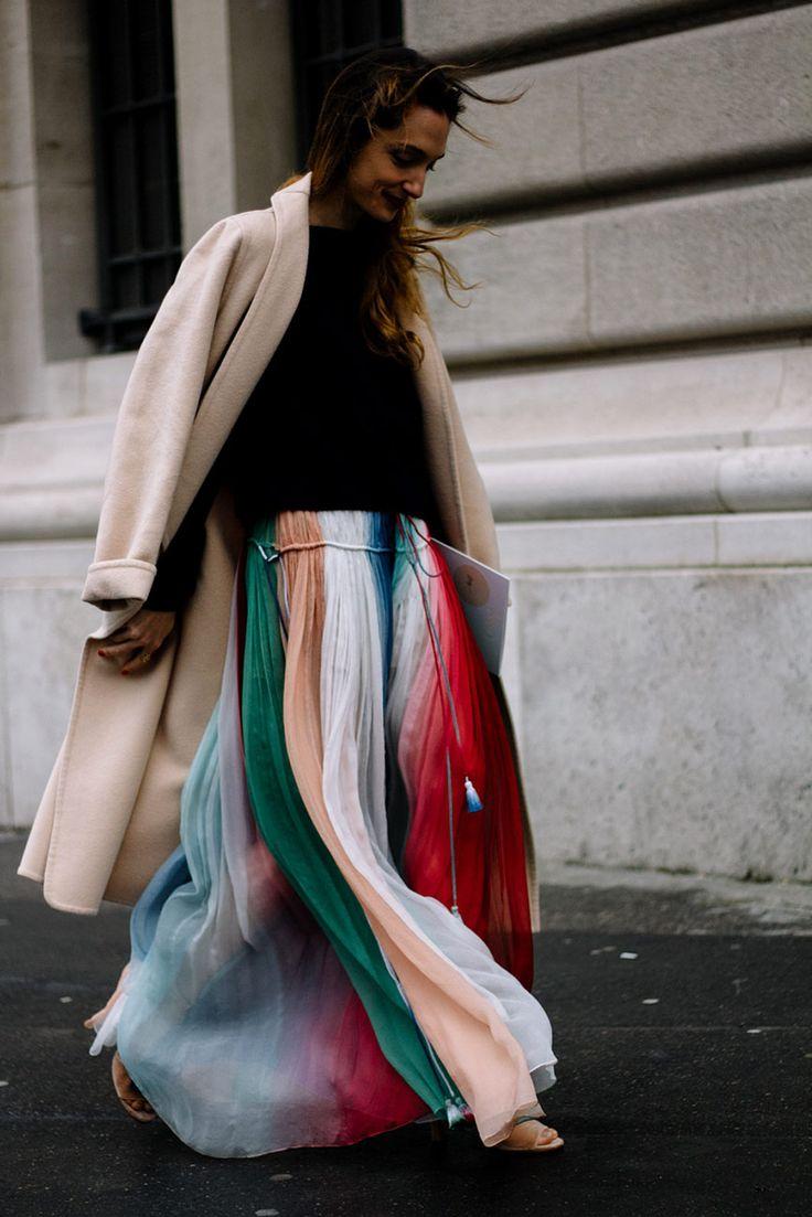 Falda de Chloé | Galería de fotos 20 de 51 | VOGUE