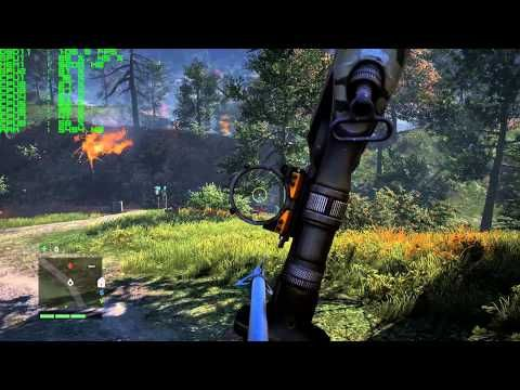 Far Cry 4 (FC4) - SLI MSI GTX 970 Gaming - 1080p Ultra Settings Gameplay...