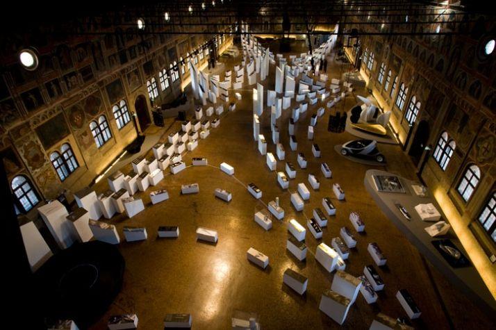 Palazzo della Ragione, Padova. photo © Fabrizio Marchesi // www.fabriziomarchesi.com Image Courtesy of Zaha Hadid Architects