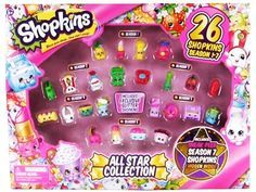 $59.99 #Shopkins All Star Collection Season 1 - 7 NEW  #MooseToys #FreeShipping