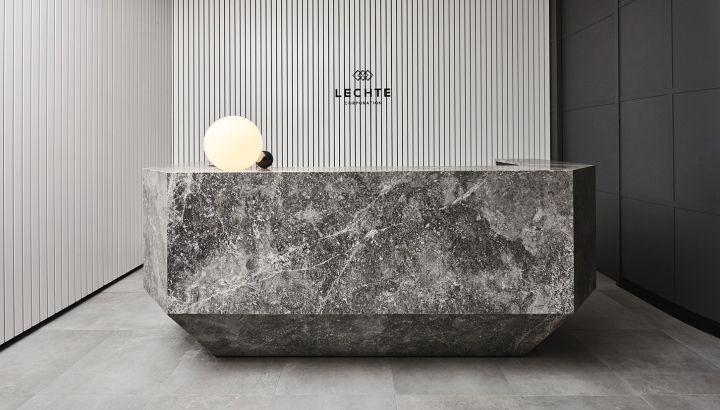 Lechte Corporation Office Fitout by Plus Architecture, Melbourne – Australia » Retail Design Blog