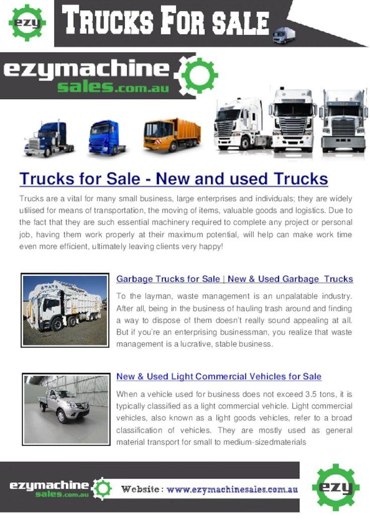 62 best Trucks for Sales on Australia images on Pinterest ...