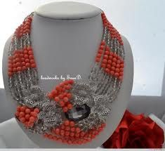 Nigerian Beaded Jewelry