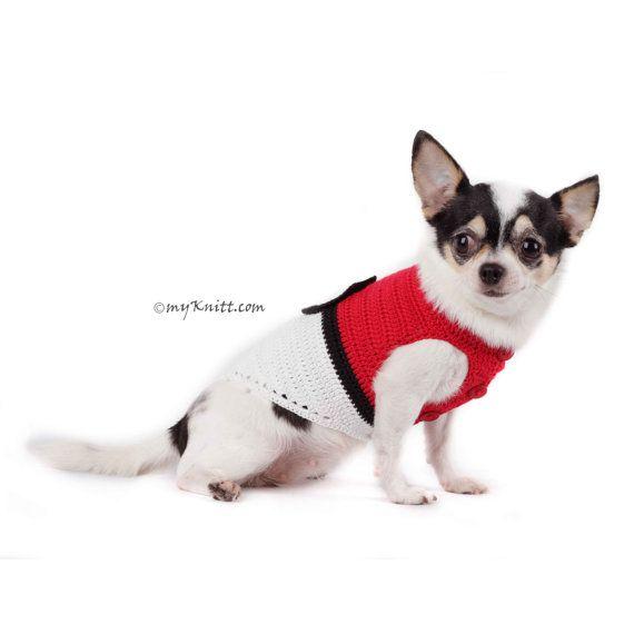 11 best ropira para snowi images on Pinterest   Ropa para perros ...