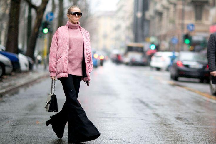 Jessica Mercedes na Milan Fashion Week doceniona przez zagraniczne agencje foto, fot. Imaxtree