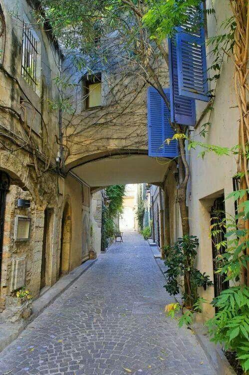 Provence / Cote d'azur - Zuid Frankrijk ( Antibes )