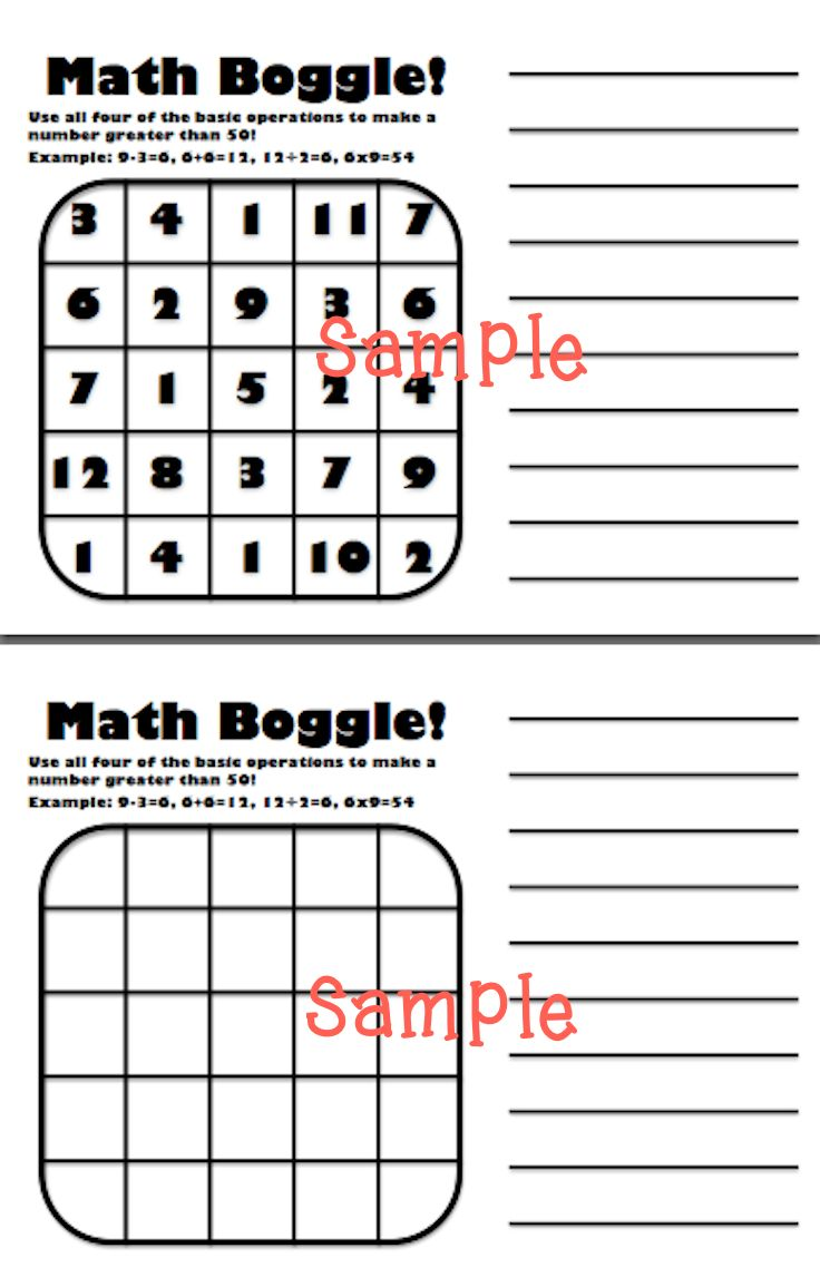 thebrownfaminaz  boggle worksheets pdf