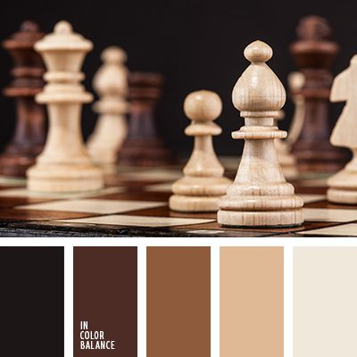 brown color palette