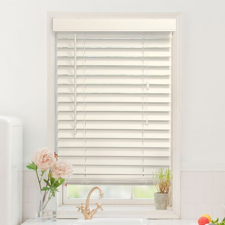 White Blinds For Windows best 25+ faux wood blinds ideas on pinterest | white bedroom