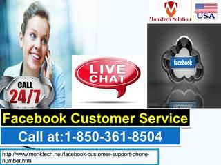 Increase you FB likes in your post via Facebook Customer Service 1-850-361-8504If you are using FB account and you posted something on your Facebook wall, and if you want more and more likes on your post. It's not a joke! Make a contact with Facebook Customer Service team and they are ready to help you in getting more likes on your post. Our technicians are available to assist you to grab this chance, right from the comfort of your home. By calling on our toll free number 1-850-361-8504, you…