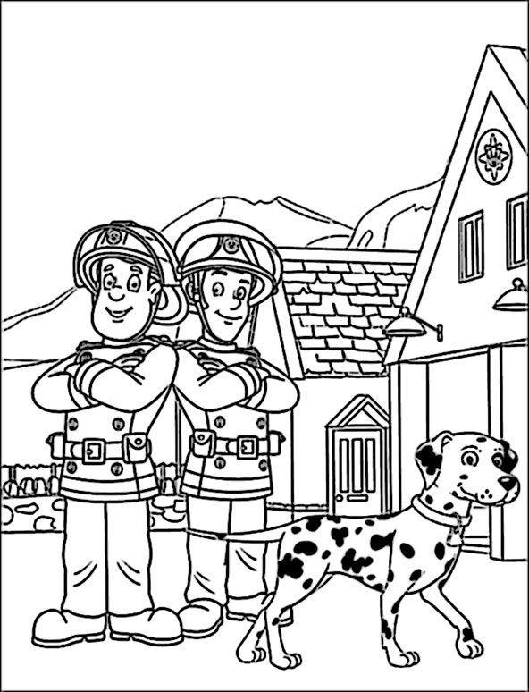 Kinder Malvorlagen Feuerwehrmann Sam Ausmalbilder Malvorlage Feuerwehr Ausmalbilder Feuerwehrmann Sam