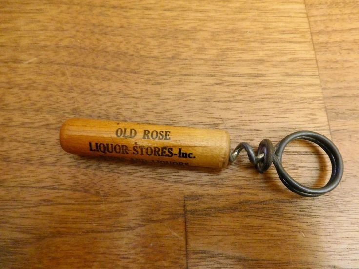 0032 - OLD ROSE LIQUOR STORES-INC, WINES AND LIQUORS CORCKSCREW, NICE CONDITION. FR SH