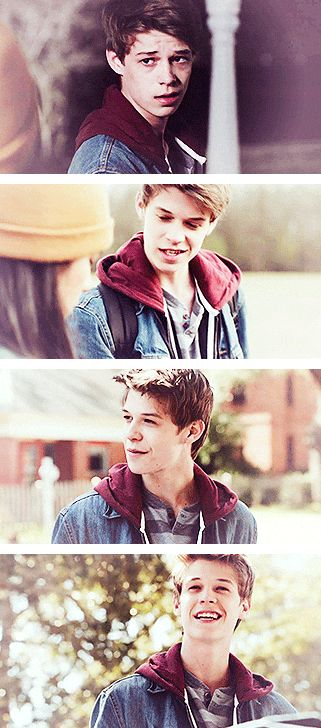 Colin Ford as Joe McAlister in Under the Dome <3
