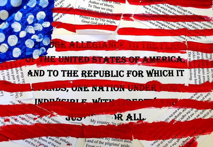 Art Room 104: Jasper Johns Flags