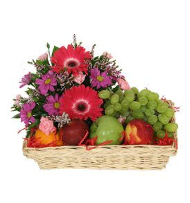 Order Flowers with Fresh Fruit Baskets Delivery Online in India. Buy / Send Flowers and Fruit Gift Baskets for Her / Him at kalpa florist.  Ph : 9216850252  To Buy This Product : http://www.indiacakesnflowers.com/produ…/fruits-and-flowers/ ‎  website :http://www.indiacakesnflowers.com/  #sendfreshfruitstoindia #onlinefruitsdeliveryjalandhar  #sendfruitsbaskettoIndia #onlinefreshfuitsdeliveryinpunjab #freshfruitdeliveryinIndia #buyfreshfruitsonlineinIndia