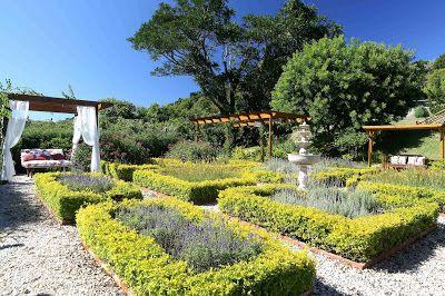 Pousada Quinta da Serra: O Jardim da Quinta da Serra na midia