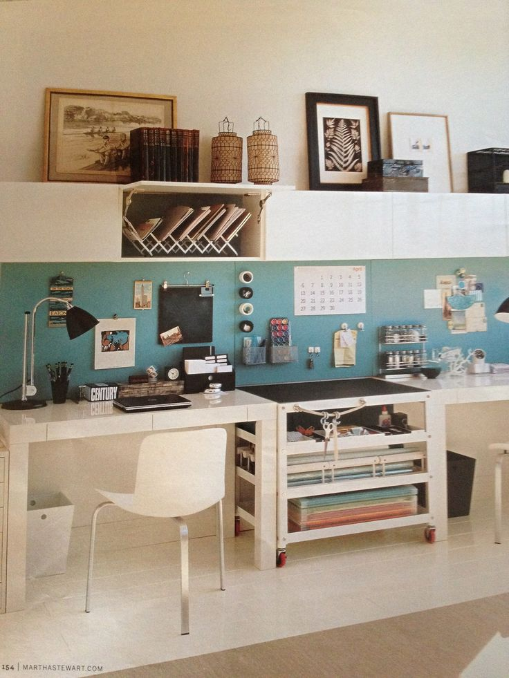 Like the organization within the overhead cabinets.