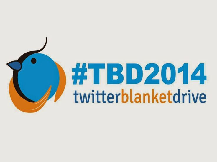 The Mandy Expedition: Let's Pay It Forward with the Twitter Blanket Drive