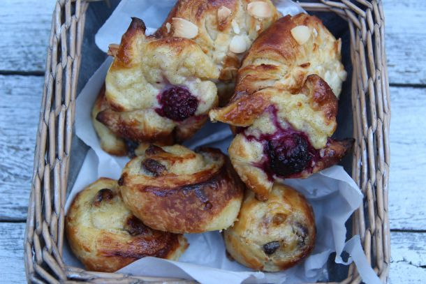 Paul Hollywood's Danish Pastries | The Quirk and the Cool