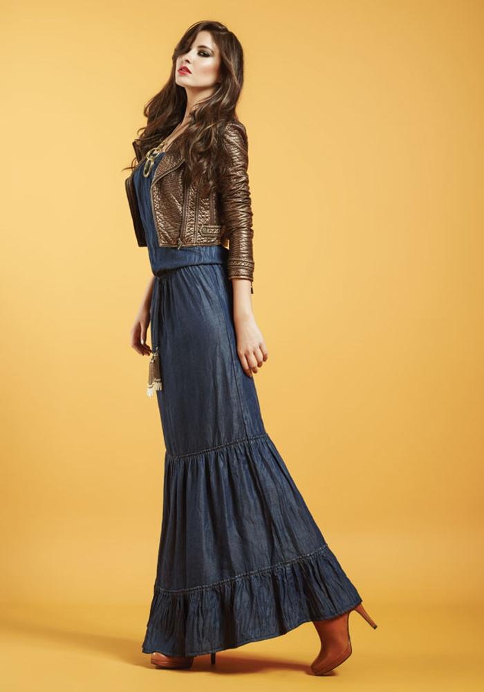 #jeans Vestido 064103 Chaqueta 072098 Collar 210364 Calzado 082523