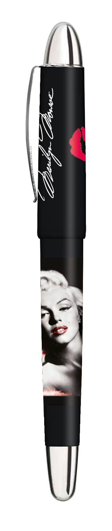 Roller premium pen Marilyn Monroe