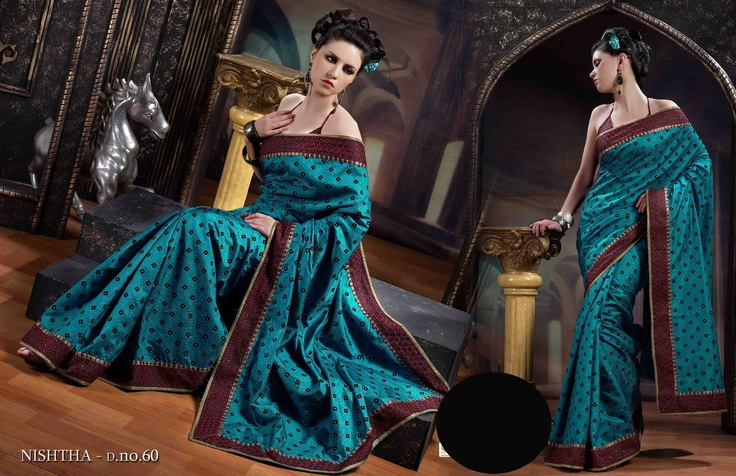 Royal Sarees For Your Royal Partners  Shop Online @ http://jugniji.com/sarees/royal-sarees/royal-sarees-1440.html
