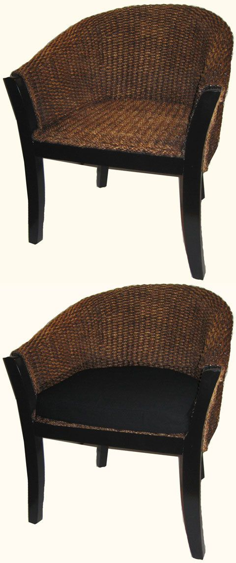 Buy Asian Rattan Arm Chair online and save 40-70% over retail stores. You can trust our 30 years of experience as direct importers.