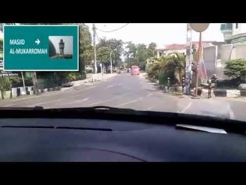Harapan Indah -Tanjung Priok [ via Jalan Inspeksi Kanal Timur ] - YouTube