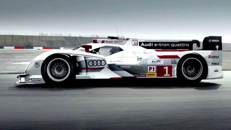 #Audi R18 e-tron quattro : l'évolution d'une révolution #motorsport
