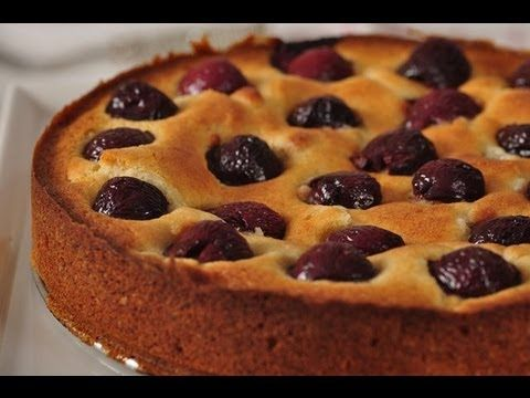 Cherry Cake Recipe & Video - Joyofbaking.com *Video Recipe*