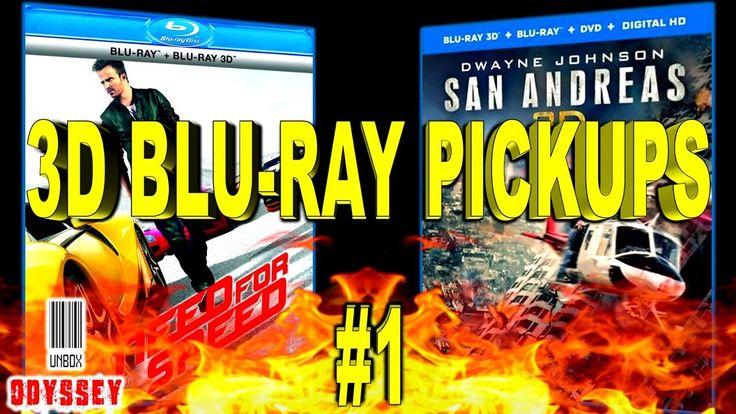 3D Blu-ray Pickups #1