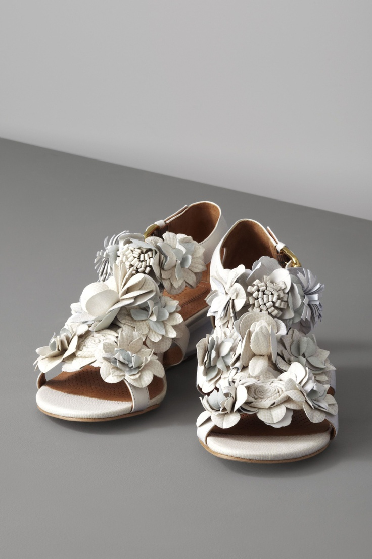i have a soft spot for these overly floral-ed shoes $160