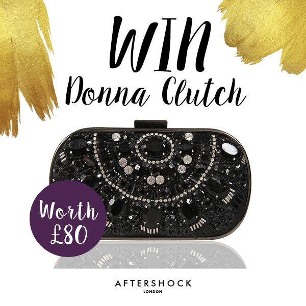 Win a clutch bag with Aftershock https://wn.nr/sZC8vK