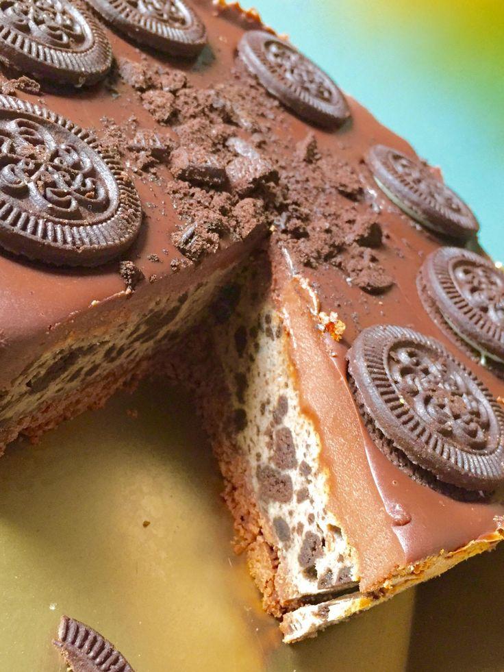 #MrMonday | #Oreo #Cheese #Cake #Bomb