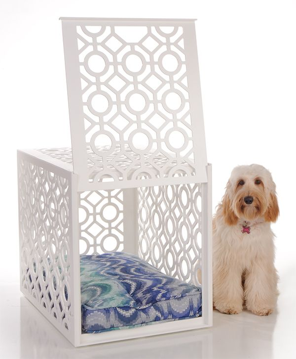 Luxury Pet Crates, Contemporary Dog Lofts. Unique, Art CollectionMaricela Sanchez Fine Art