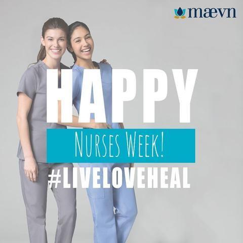 Happy Nurses Week 2017 - Regional Uniform & Supply