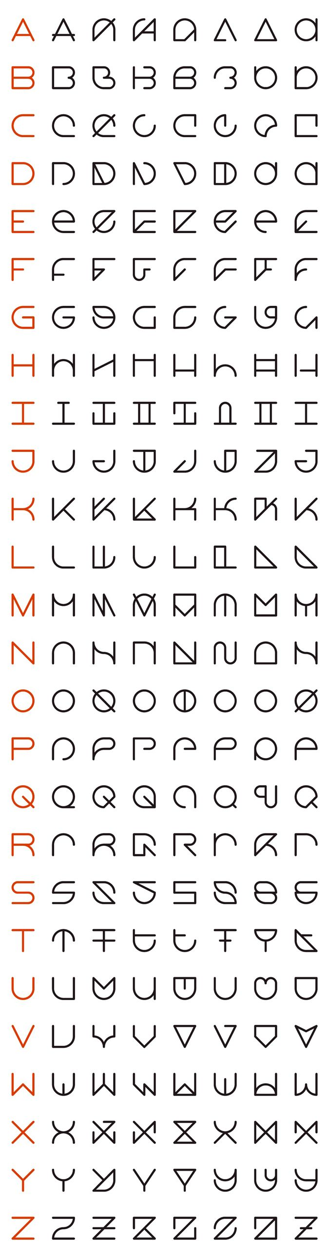 An Interview with Rolando G. Alcantara, Typographic Innovator