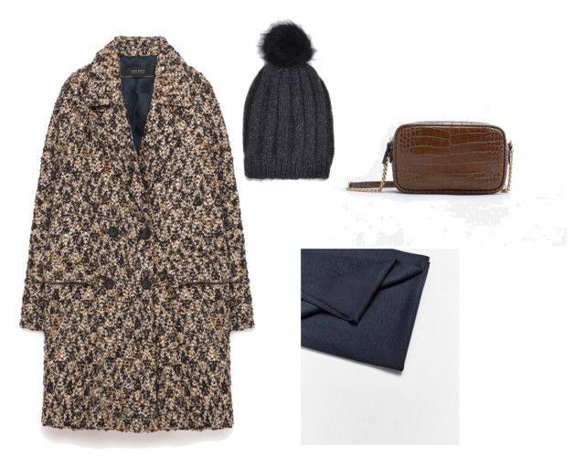"""Winter set #2"" by aleksandra-hamrol on Polyvore featuring moda"