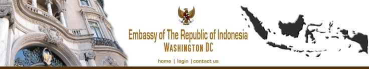 Embassy of the Republic of Indonesia in Washington D.C.  http://www.embassyofindonesia.org/