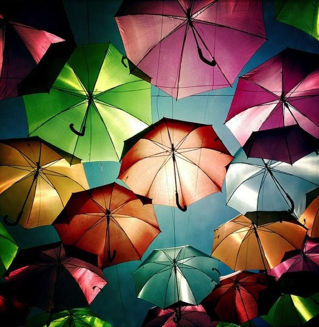 24 best bazaar images on pinterest umbrellas pretty pictures and umbrellainstallation02 gumiabroncs Images