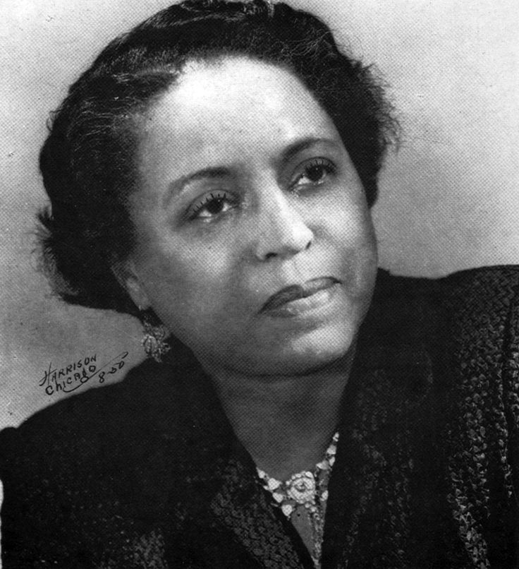 Awesome Gone But Not Forgotten: Happy Birthday To The First Black Female US Delegate To The United Nations, Edith Spurlock