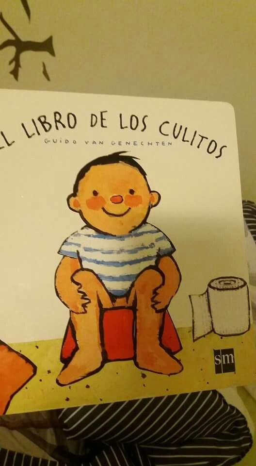 El libro de los culitos - libro para dejar el pañal