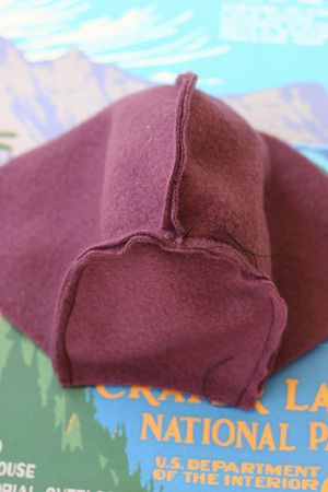 DIY: Fleece Bonnet | Prudent Baby