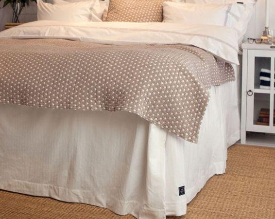 Lexington - Solid Bedskirt